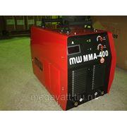 Инвертор сварочный ММА-400 фото