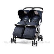Прогулочная коляска для двойни Aria Twin от Peg-Perego. фото