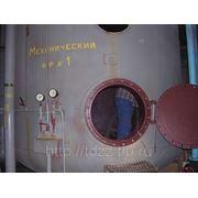 Антикоррозионная защита резервуаров (в т. ч. химически активных)