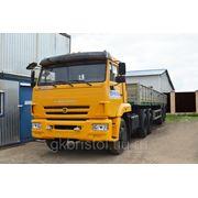 Седельный тягач КАМАЗ 65116-6010-78 фото