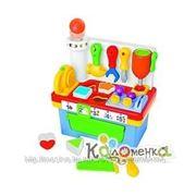 """Игрушки со звуком KIDDIELAND Развивающий центр """"Поющая мастерская"""" [KID 041103] фото"""
