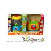 """Детские игровые кухни PLAYGO Развивающий центр """"Мой первый кухонный набор"""" [Play 2601] фото"""