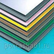 Порошковая окраска листового металла фото