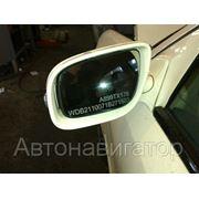 Противоугонная гравировка зеркал и стекол автомобиля методом травления. фото