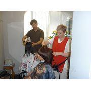 Семинар по парикмахерскому искуству фото