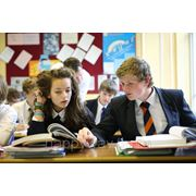 Английский язык 1 час (60 мин) занятия в группах по 2 чел. фото