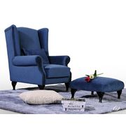 SA111B - Кресло с пуфом фото
