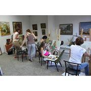 Курс живопись, рисунок 12 занятий утренние группы фото