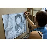 Курс живопись, рисунок 4 занятия утренние группы фото
