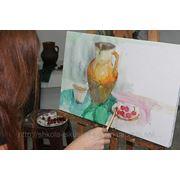 Курс живопись, рисунок 8 занятий утренние группы фото