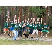 Организация и проведение тимбилдинговых мероприятий фото