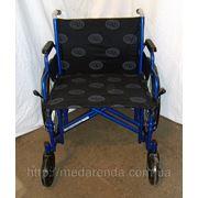 Аренда усиленной инвалидной коляски OSD Millenium HD фото