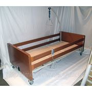 Аренда функциональной кровати OSD с электроприводом в дереве фото
