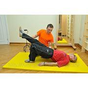 Індивідуальне заняття з фізичної реабілітації