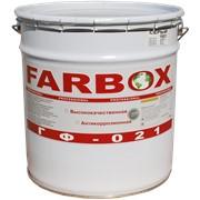 Грунтовка – Бриц Farbox фото