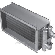 Водяной нагреватель для прямоугольных каналов Shuft WHR 300x150-2 фото