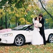 Аренда кабриолета на свадьбу, юбилей, корпоратив фото