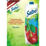 Сок Sabo вишня