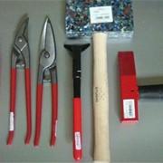 Набор кровельного инструмента в рюкзаке 7предметов Stubai