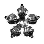 Изделие из металла цветок HY-349 d 85, артикул 10249 фото