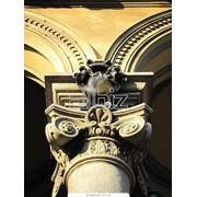 Элементы декора зданий фото