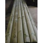 Блок хаус. Импрегнированная древесина фото