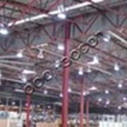 Солнечное освещение складов и производства в Калининграде фото