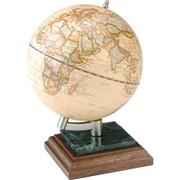Глобус настольный из дерева Bestar (0927WP) фото