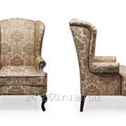 Английское кресло с ушами adel73 фото