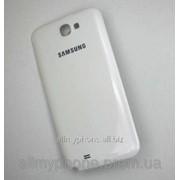 Задняя панель корпус для мобильного телефона Samsung N7100 Note 2 white фото