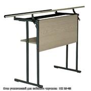 Изготовление мебели под заказ, Стол ученический для кабинета черчения ШК 85-23 фото