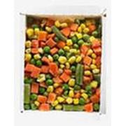 Овощи быстрозамороженные фото