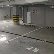Окрасочное полимерное покрытие для бетонных полов фото