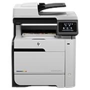 МФУ HP LaserJet Pro 400 MFP M475dw (цветной) (CE864A) фото