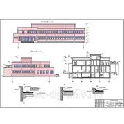 Дипломный проект по строительству
