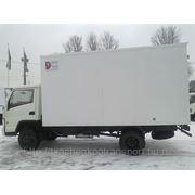 Перевозка груза в обычном и температурном режиме по области межгороду до 4 тонн 17 куб.м фото