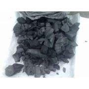 Уголь кокосовый фото