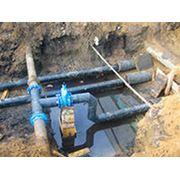 Устройство наружных сетей водопровод фото