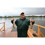 Услуги рыбалки. фото