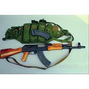 Уголовно-правовая характеристика незаконного приобретения, перевозки и ношение оружия..., дипломная работа фото
