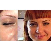 Перманентный макияж бровей (мягкая растушевка) фото