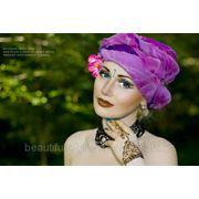 Профессилональный макияж для видео-фото съемки фото