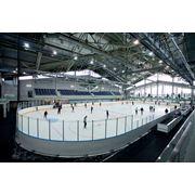 Ледовая арена фото