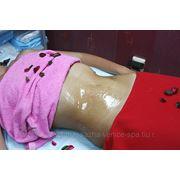 Антицеллюлитный массаж в 4 руки