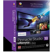 Pinnacle Studio 18 Ultimate (Corel Corporation) фото