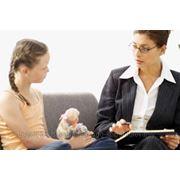 Консультации детского психолога (от 3 до 16 лет) фото