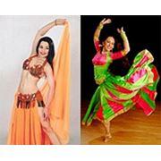 Уроки восточного танца для молодежи (абонемент) фото
