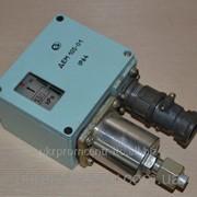 Датчик реле разности давления ДЕМ-105 фото