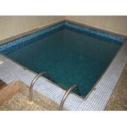 Сауна с бассейном фото