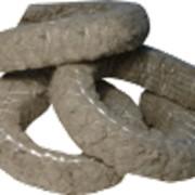 Шнур базальтовый (теплоизоляционный энергетический ШТЭ, ШБЭ) фото